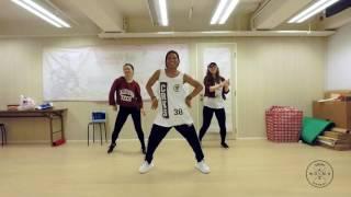 Danzarisu | Whatcha Doin Today - 4Minute Easy Kpop Dance Fitness