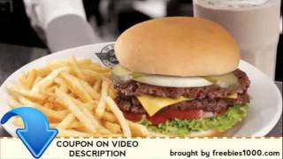 Steak N Shake Coupons - Save up to 77%
