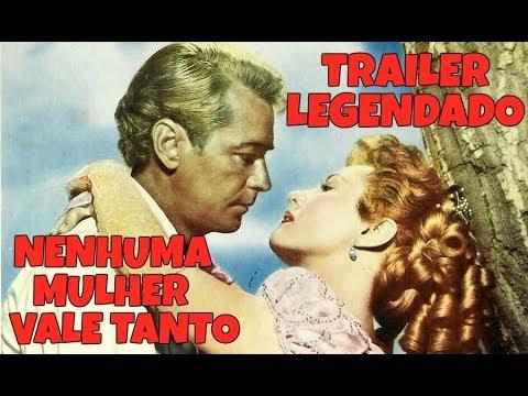 NENHUMA MULHER VALE TANTO (THE IRON MISTRESS) 1952 - TRAILER DE CINEMA LEGENDADO