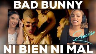 [Reaccion] Ni Bien Ni Mal   Bad Bunny ( Video Oficial ) | Just Vlogging | Dominivlog