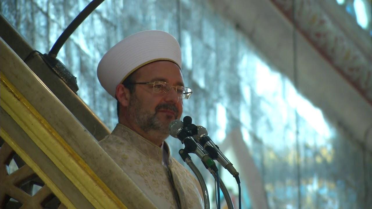 Sultanahmet Camii I Cuma Hutbesi I 18.07.2014