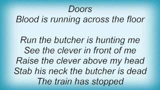 Domine - The Midnight Meat Train Lyrics