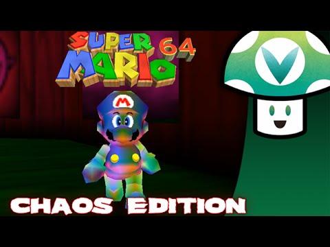 Mario 64: Chaos Edition': When Mario Overdoses On Game Genie