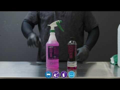 SPOT FREE Eliminador de marcas de agua, 473ml