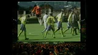 Futbalove video
