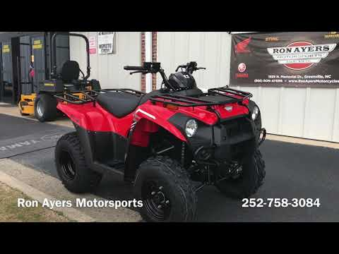 2020 Kawasaki Brute Force 300 in Greenville, North Carolina - Video 1