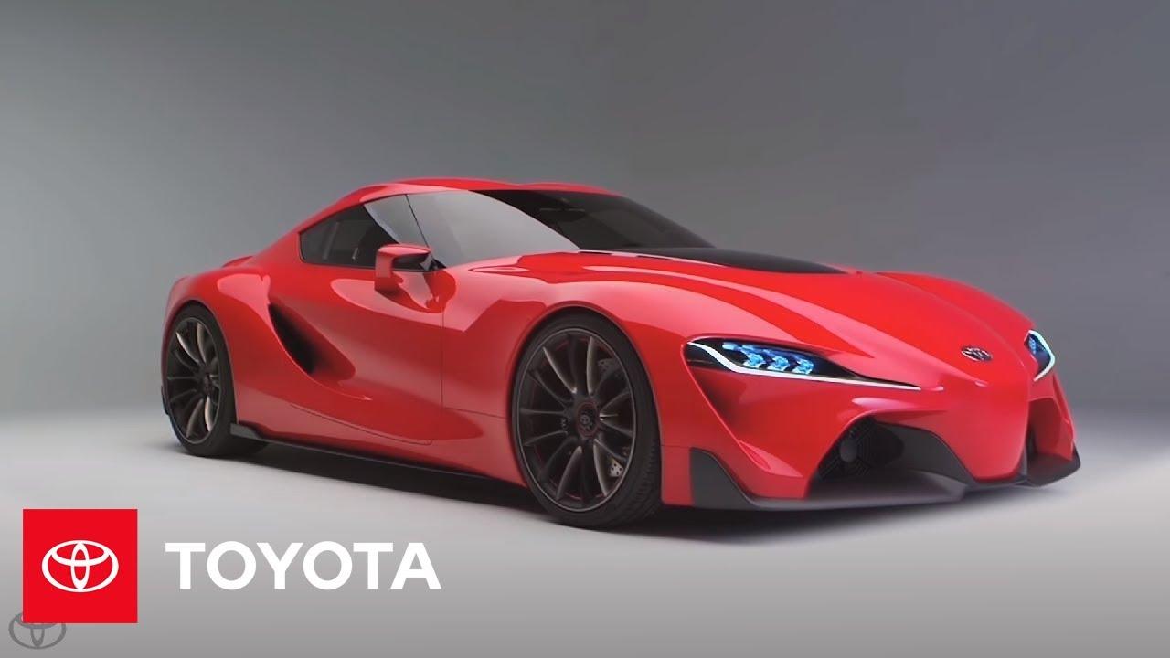Toyota's FT-1 Concept Is Hardcar Porn (Get It?)
