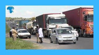 Tightening the noose on containment  along Nairobi metropolitan