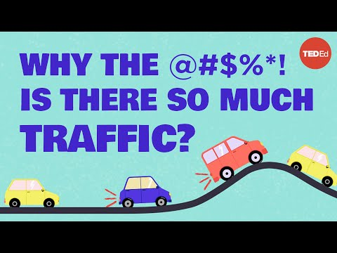 What is phantom traffic and why is it ruining your life? – Benjamin Seibold