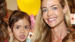 Denise Richards Opens Up About Raising Special Needs Daughter