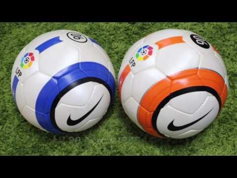 Los balones de LaLiga (1996-2018)