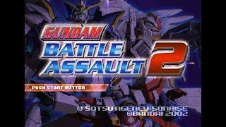 PSX Longplay [589] Gundam Battle Assault 2