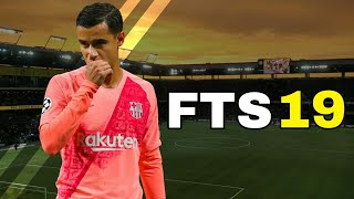 fts 19 mod fifa 19 edition android offline 300mb best graphics