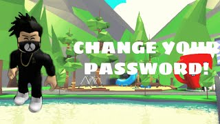 how to see your password on roblox - मुफ्त ऑनलाइन
