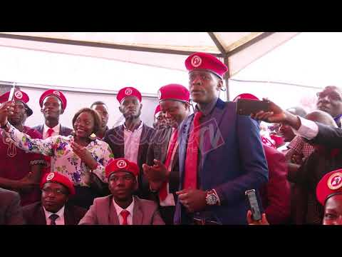 Chameleone declares his support for the People Power Movement