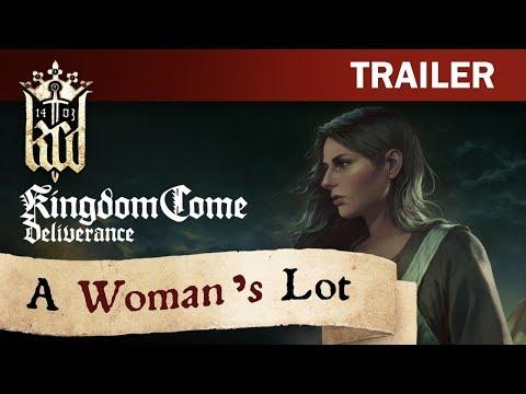 Kingdom Come: Deliverance - A Woman's Lot Trailer thumbnail