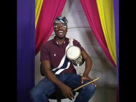 Talking drum lesson(facebook live version) 2