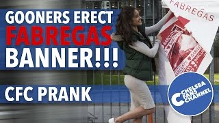 WE PRANK ARSENAL... AGAIN! FABREGAS SIGNS AT THE EMIRATES