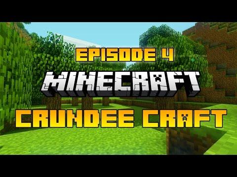 CRUNDEE CRAFT   Как научиться летать Episode 4