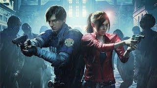 Resident Evil 2 Demo 1-shoot - GAMEPLAY