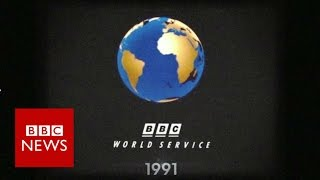 bbc world news 25th anniversary bbc news