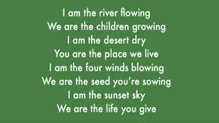 I Am The Earth Lyrics