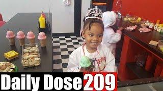 TRENT HITS THE QUAN + LAREE'S BIRTHDAY! - #DailyDose Ep.209 | #G1GB