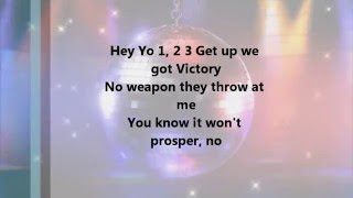 Kirk Franklin - 123 Victory (Lyrics)