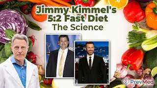 Jimmy Kimmel's 5 2 Fast Diet: The Science - FORD BREWER