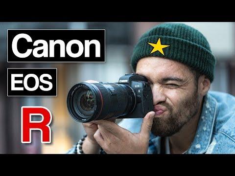 Jetzt wird's spiegellos! CANON EOS R Review | Vollformatkamera mit 4K Video