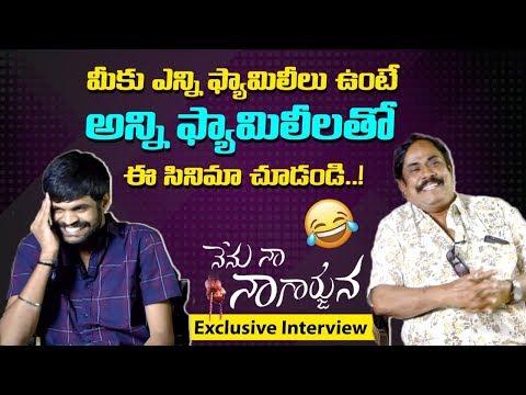 Rangasthalam Mahesh & Thotapalli Madhu Interview   Nenu Naa Nagarjuna Movie   Socialpost Originals