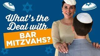Celebrating My Son's Bar Mitzvah    Mayim Bialik