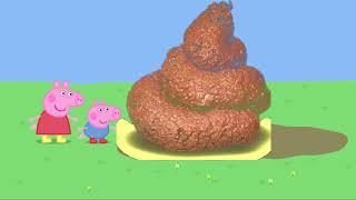 Свинка Пеппа смешно ха ха ха!!!
