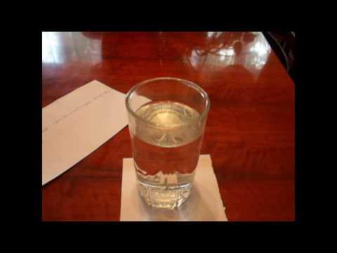 Исполнение желаний с помощью воды