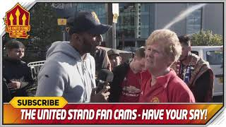 Herrera Huge Loss! Manchester United 0 2 Cardiff FanCam