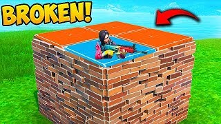 *META* CEILING EDIT TRICK! - Fortnite Funny Fails and WTF Moments! #605
