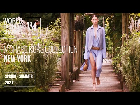 The Michael Kors Collection spring-summer 2021 | New York Fashion Week