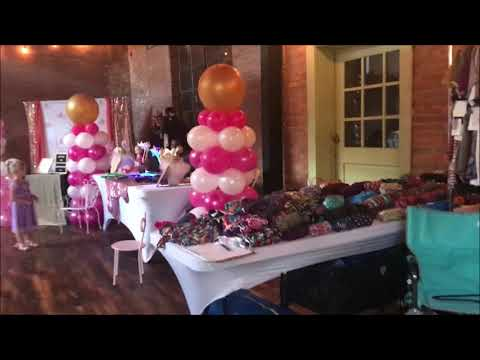 Video: Magical Princess Party at the Mill Lebanon TN
