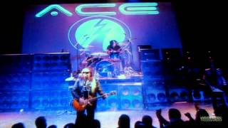 ACE FREHLEY - What's On Your Mind [ Halloween Foxboro 2011 ]
