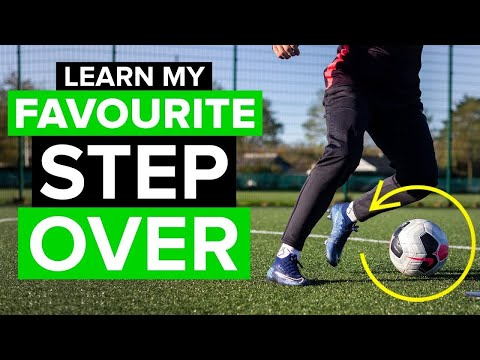 Learn this SUPER EASY step over in 2 simple steps
