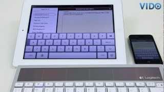 Обзор Logitech Wireless Solar Keyboard K760