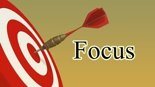 How to Focus Your Attention | How to Stay Focused