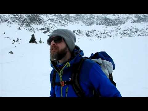 Initiation into Nordic Backcountry Skiing in Alpine Terrain – with Bushcraft Girl