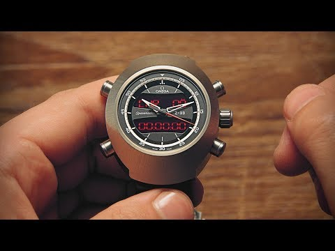 How On Earth Does An Omega Z-33 Work? | Watchfinder & Co.