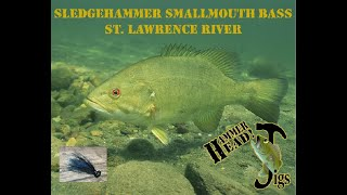 St. Lawrence Flogger Smallmouth