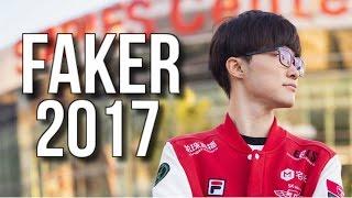 SKT T1 Faker Montage 2017 | League of Legends [IRIOZVN]