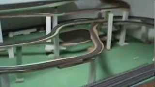 preview picture of video 'Contrucció de la maqueta H0 Associació amics del ferrocarril de Sant Cugat del Vallès'