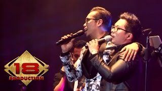 Kerispatih feat. Sammy Simorangkir - Demi Cinta  (Live Konser Surabaya 5 Desember 2014)