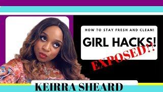 5 FEMININE HYGIENE TIPS YOU NEED TO KNOW IN 2019!   KIERRA SHEARD