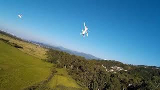 Chasing RC Plane
